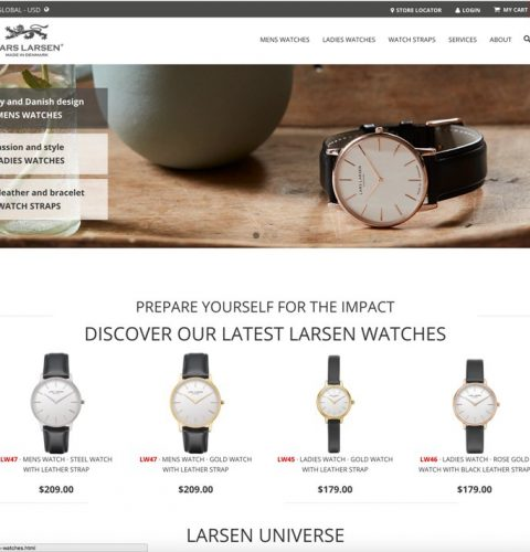 Larsenwatches.com